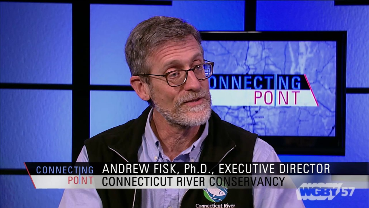 Andrew Fisk discusses re-branding Connecticut River Watershed Council as the Connecticut River Conservancy, and concerns about federal environmental policy.