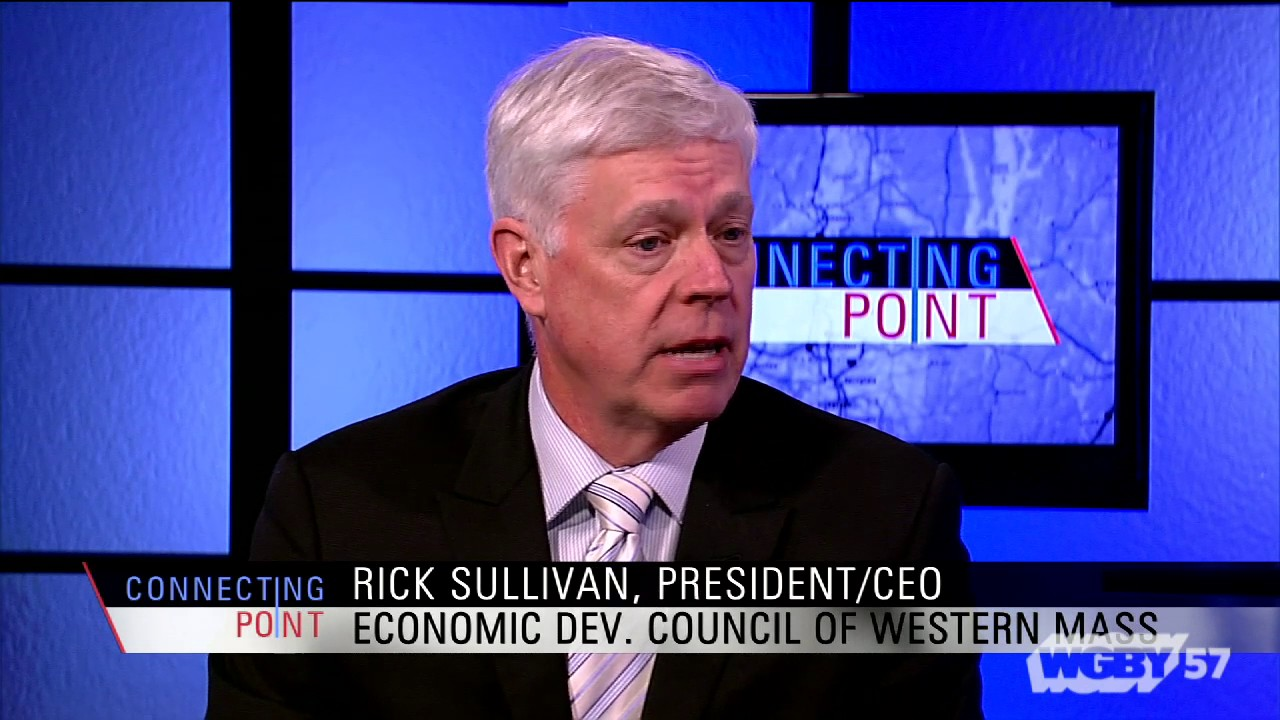 Economic Development Council of Western MA's Rick Sullivan discusses the West Mass rebrand controversy and why the Pioneer Valley was renamed.