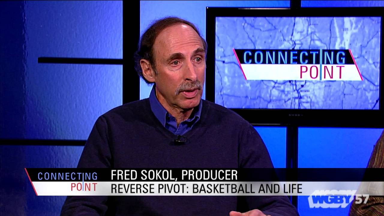 """Fred Sokol, Longmeadow filmmaker who's documentary """"Reverse Pivot"""" focuses on a local basketball player's triumph over substance abuse"""