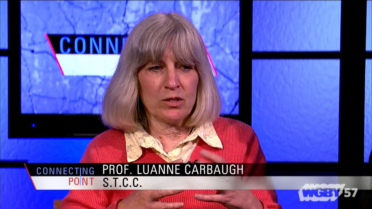 MA Department of Higher Education's Katy Abel and STCC's Dean Matt Gravel & Prof. LuAnne Carbaugh discuss the STCC Pathways Program.
