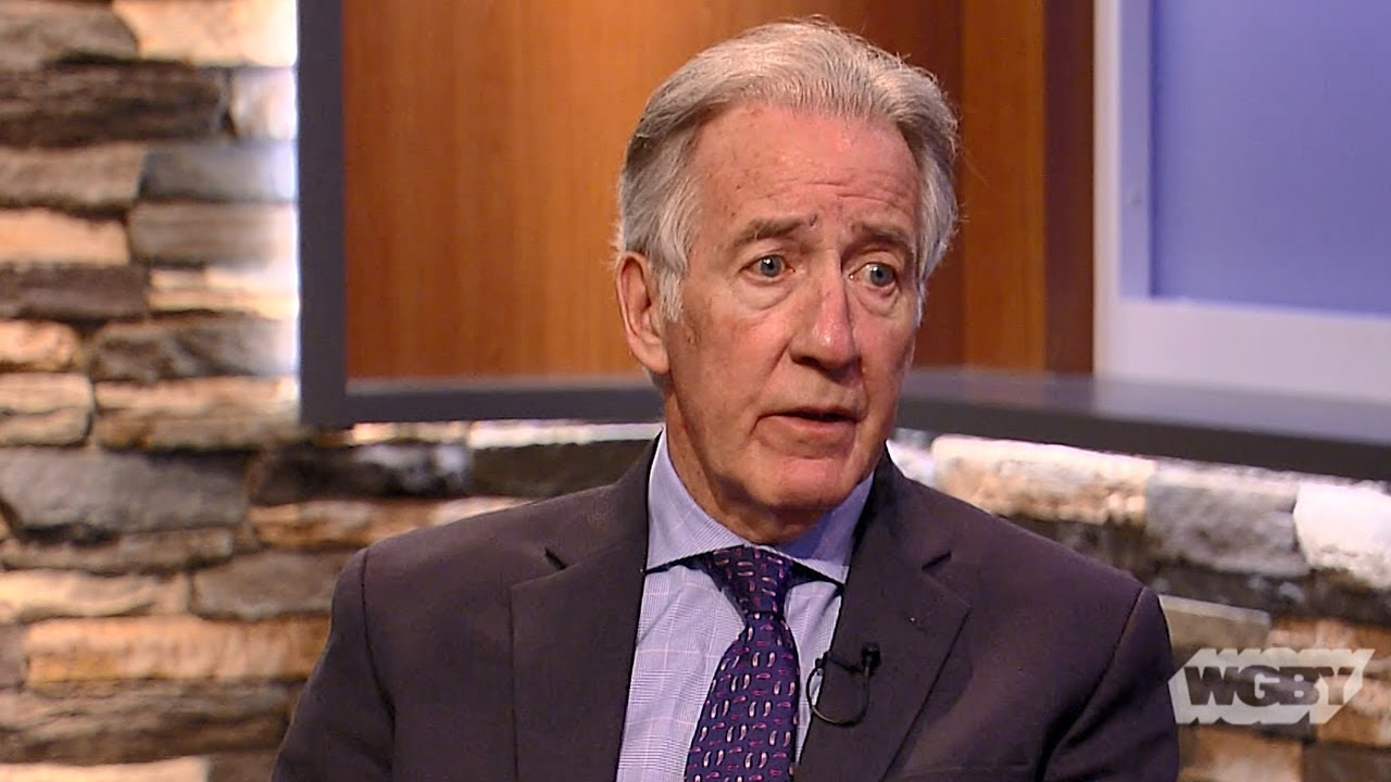 US Congressman Richard Neal sits down for an exclusive interview about his request that the IRS release President Donald Trump's tax returns.