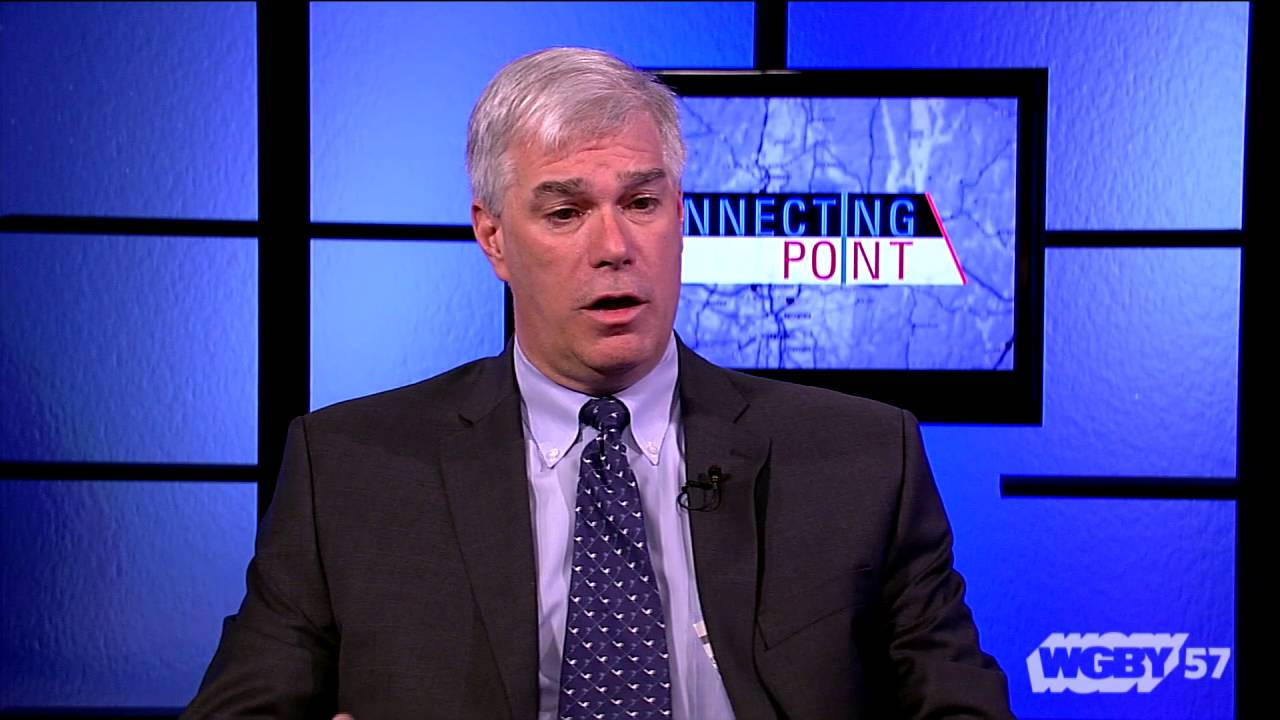 Bob LePage, the vice president of foundation and workforce training at Springfield Technical Community College, discusses regional employment needs and opportunities.