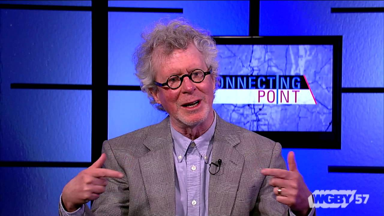 """Co-Author Tommy Shea talks with Jim Madigan about his new book, """"DINGERS: The 101 Most Memorable Home Runs in Baseball History""""."""