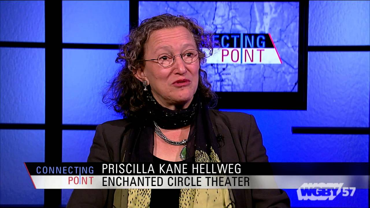 Priscilla Kane Hellweg of the Enchanted Circle Theater talks with Carolee McGrath about their upcoming SPARKS Gala in June.