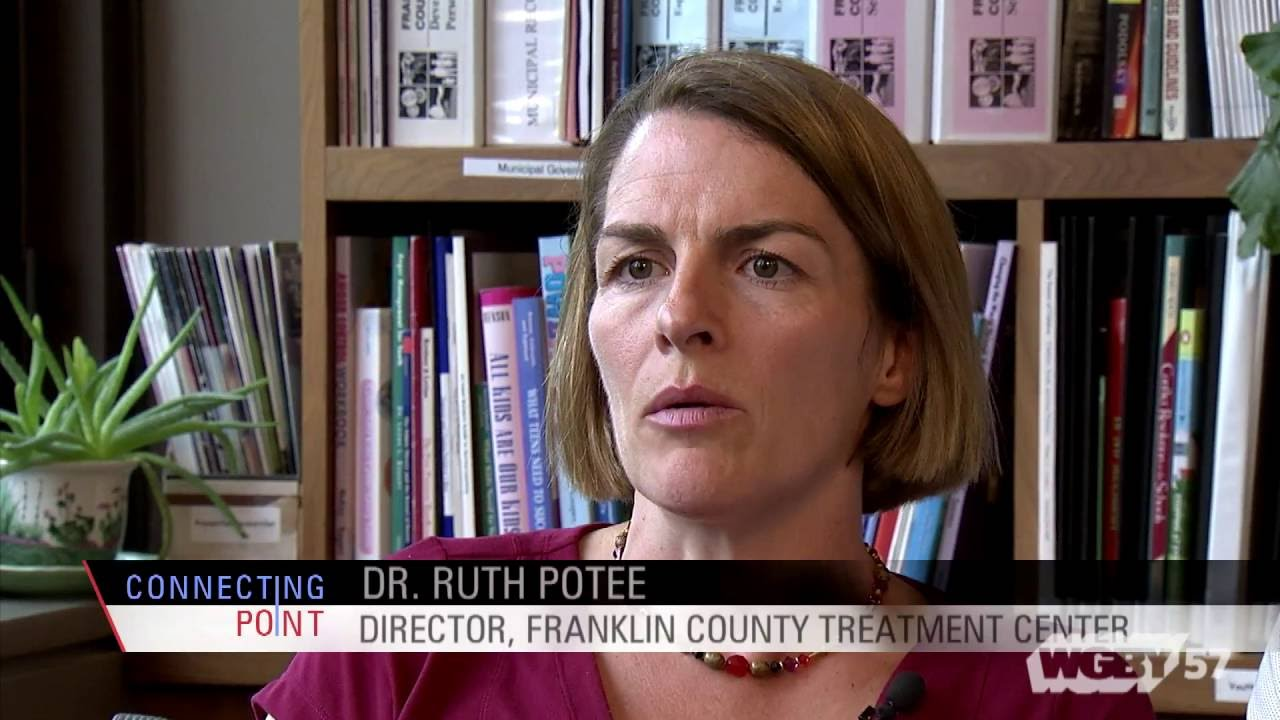 Dr. Ruth Potee & substance abuse specialist Paul McNeil talk about the effects of marijuana and the impact legalized marijuana could have in Massachusetts.