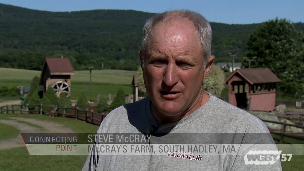 CISA Executive Director Phil Korman visits two local dairy farms to talk with the farmers about the daily challenges today's dairy farmer faces.