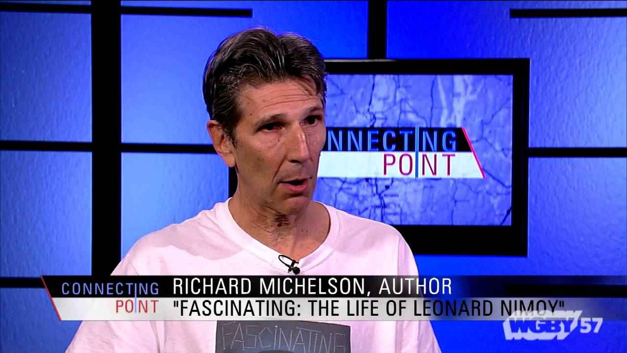 "Richard Michelson discusses his book ""Fascinating: The Life of Leonard Nimoy"", chronicling the life of his friend, actor and artist Leonard Nimoy."