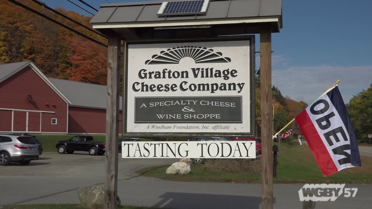 "Grafton Village Cheese has practiced the fine art of cheese making since 1892. Visit the company's Brattleboro, VT facility with ""Connecting Point."""