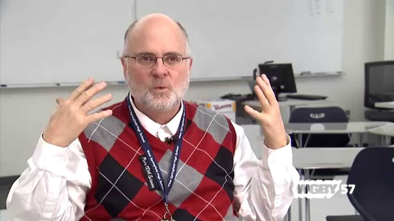American Graduate: West Springfield's Mark Vasicek