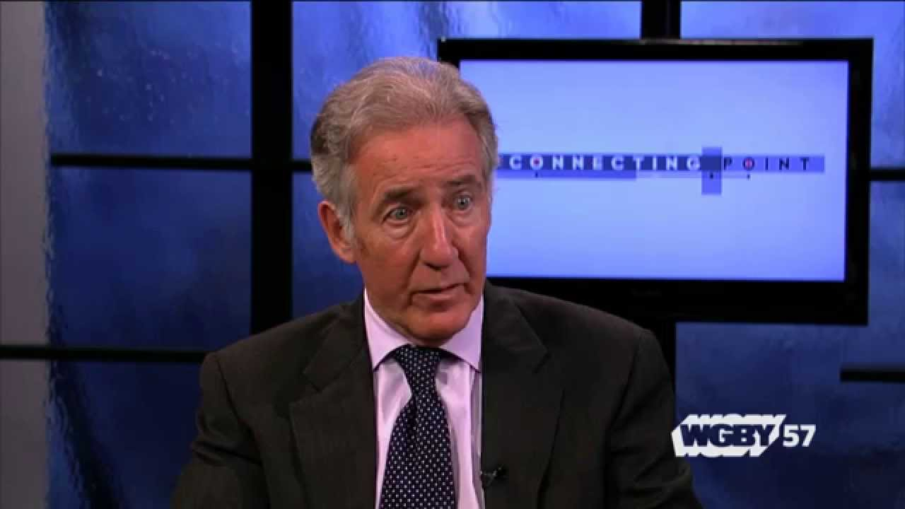 Web Exclusive: Congressman Richard Neal on the Middle East