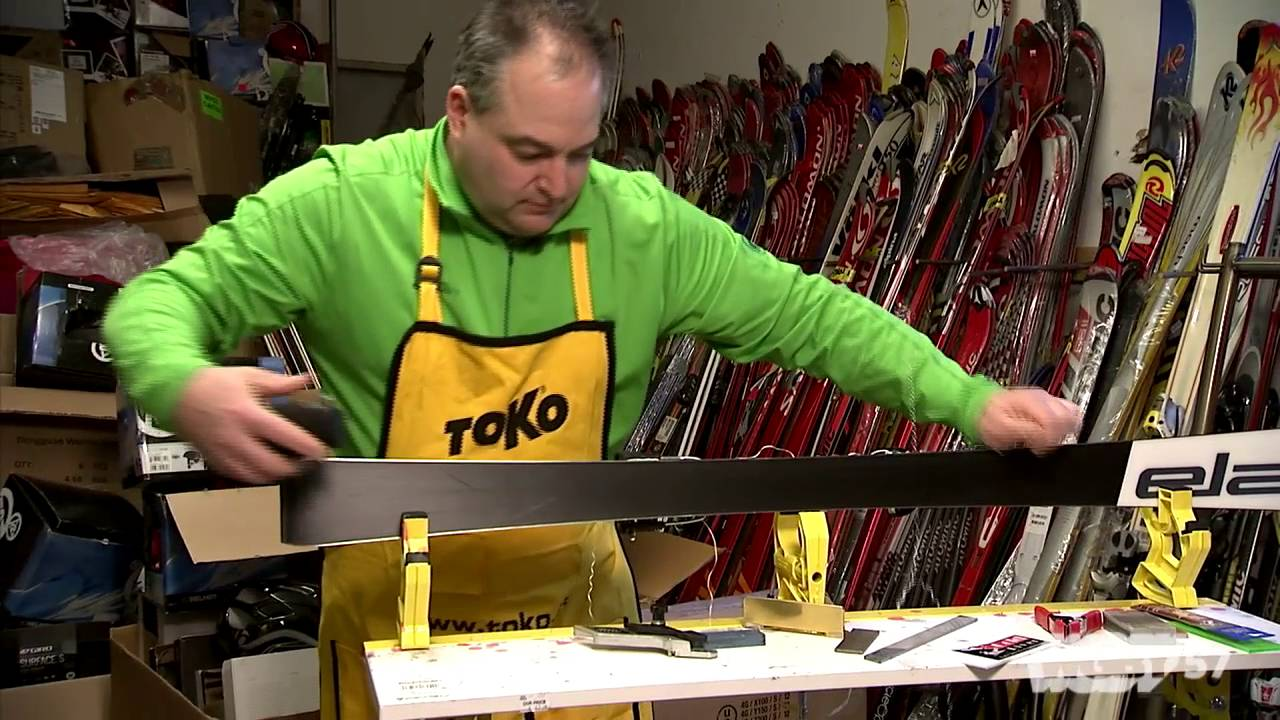 Making It Here features Ski Technician Mark Mancini
