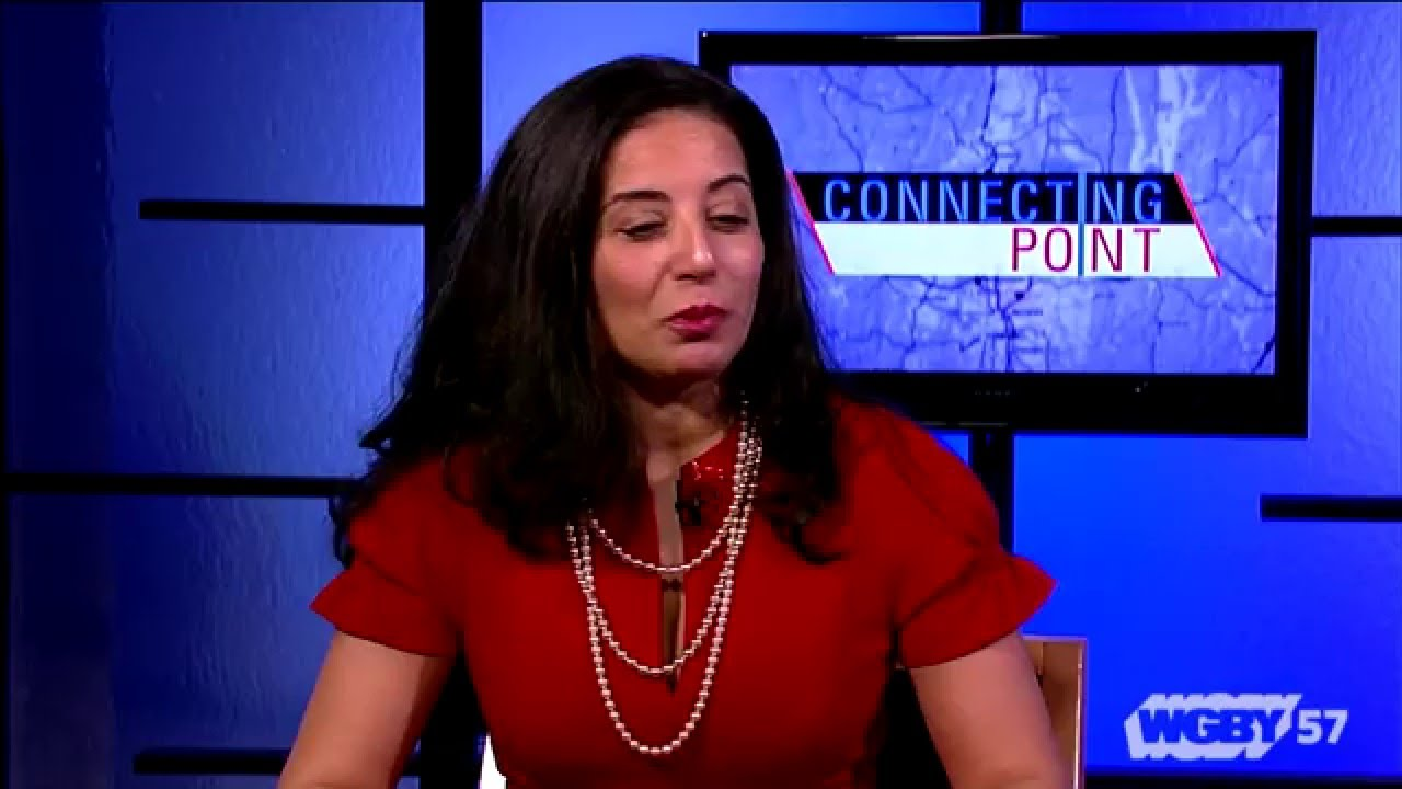 Baystate Health Cardiologist Heba Wassif talks about heart health
