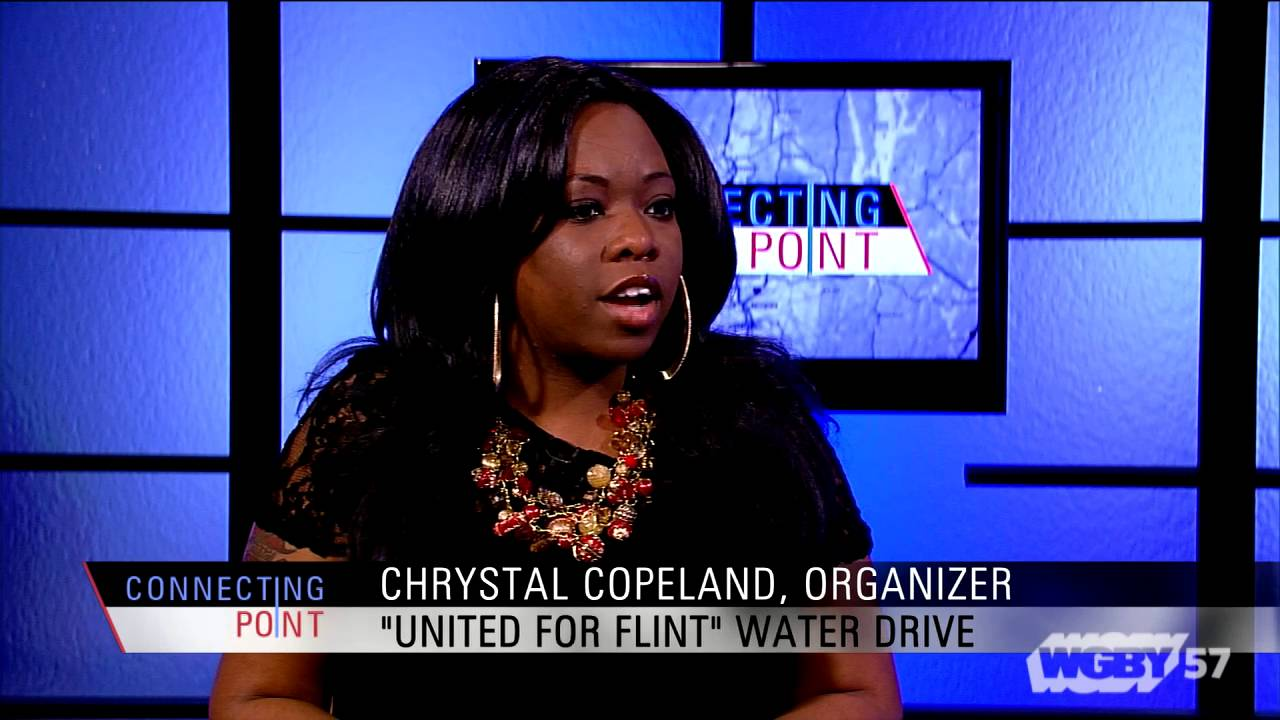 United for Flint Water Drive