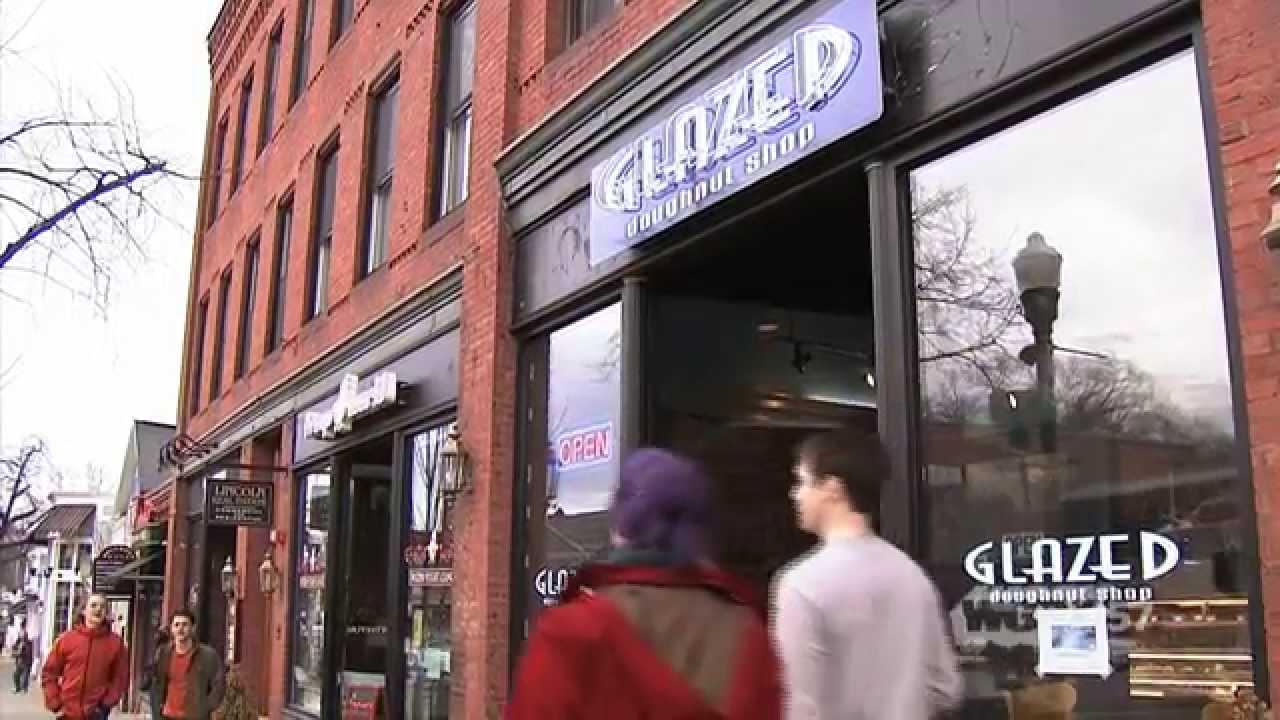 Making It Here: Glazed Doughnut Shop