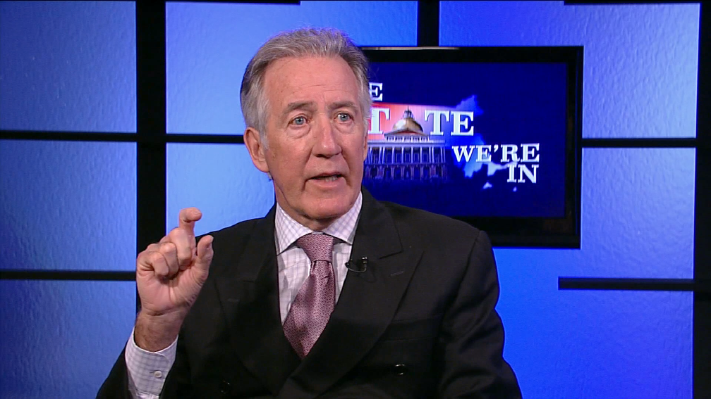 The State We're In: Rep. Richard Neal