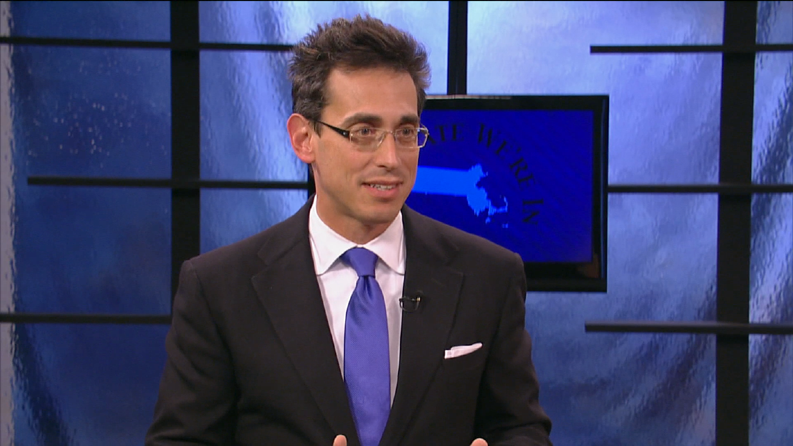 The State We're In: Evan Falchuk