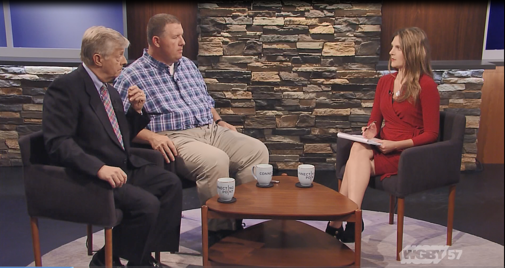 Carrie Saldo talks with Republicans Sid Starks and Kevin Jourdain about the state of the western Mass Republican Party, and the future of the GOP.