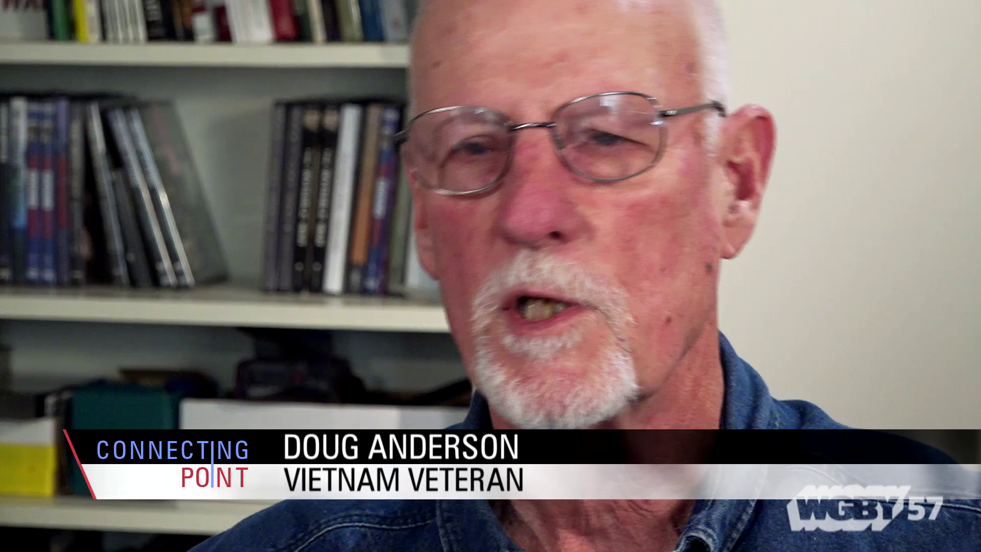 Vietnam veteran and award-winning poet Doug Anderson shares the inspiration for his poem 'Night Ambush,' and shares a selection of the work.