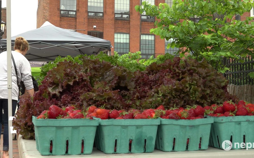 Downtown Springfield Farmers' Market Relocates